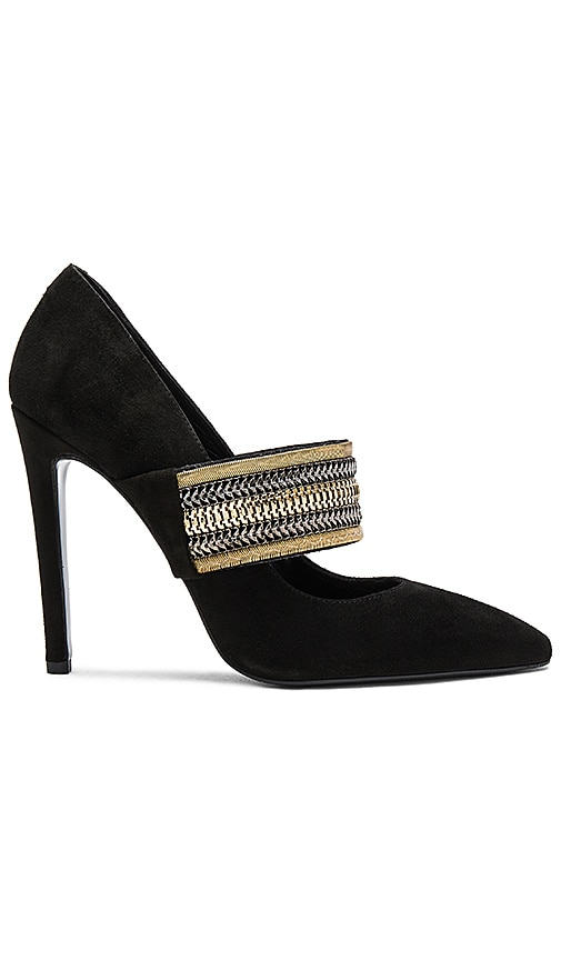 Embellished Heel