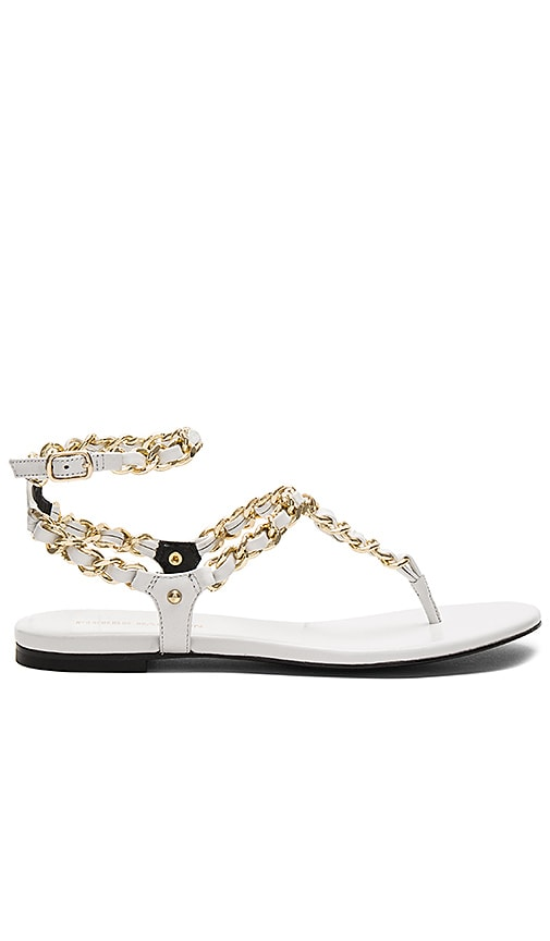 Pierre Balmain Fara Sandal in White