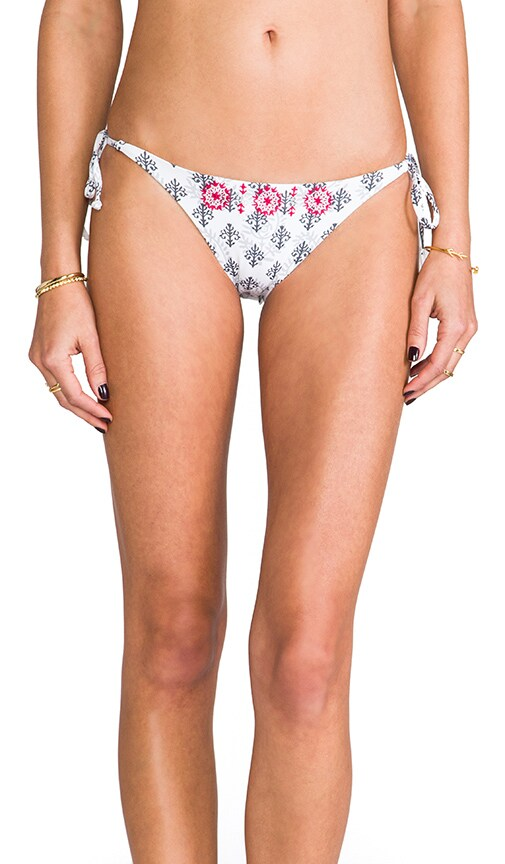Side Embroidered Teeny Bottoms