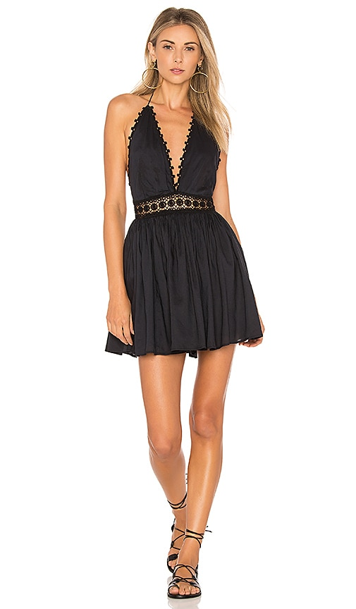 PILYQ Celeste Dress in Black