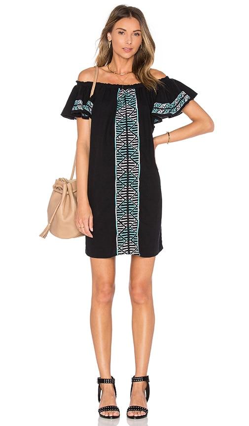 Bogo Ruffle Sleeve Mini Dress