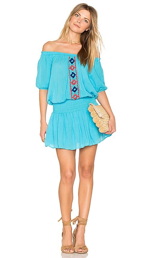 PIPER Brisban Dress in Blue