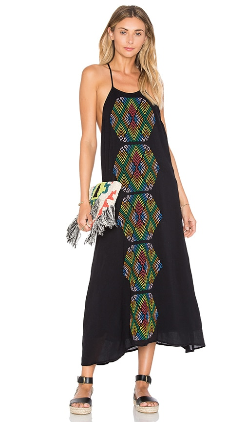Bima T Back Maxi Dress