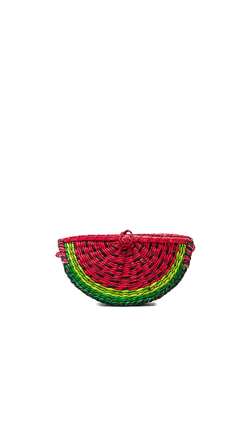 Pitusa Watermelon Bag in Red