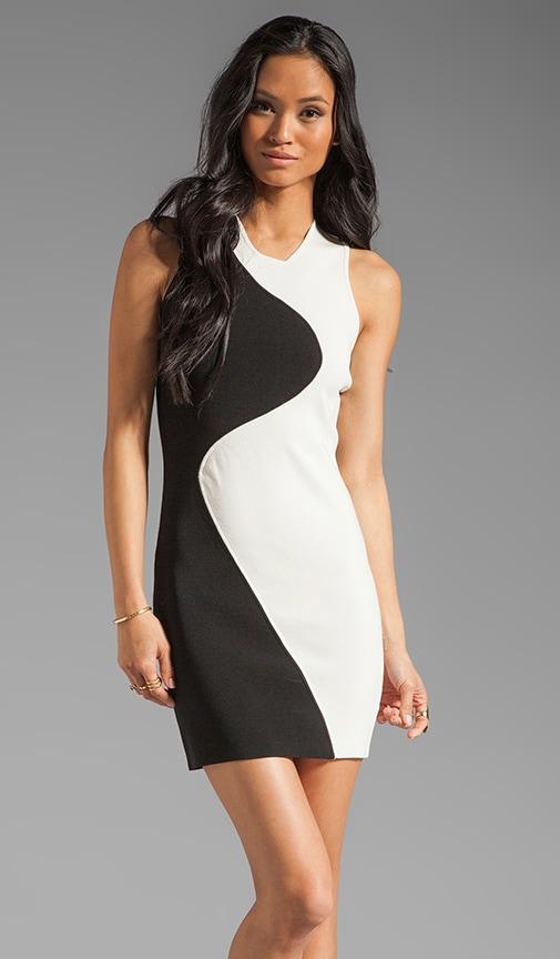 Ying Yang Dress