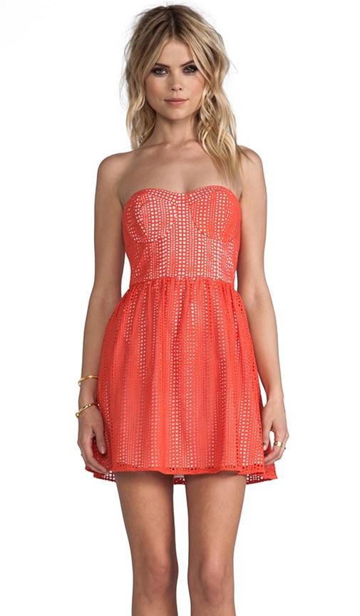London Eyelet Dress