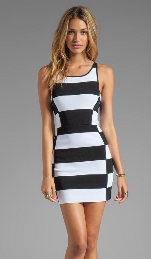 Leigha Combo Dress