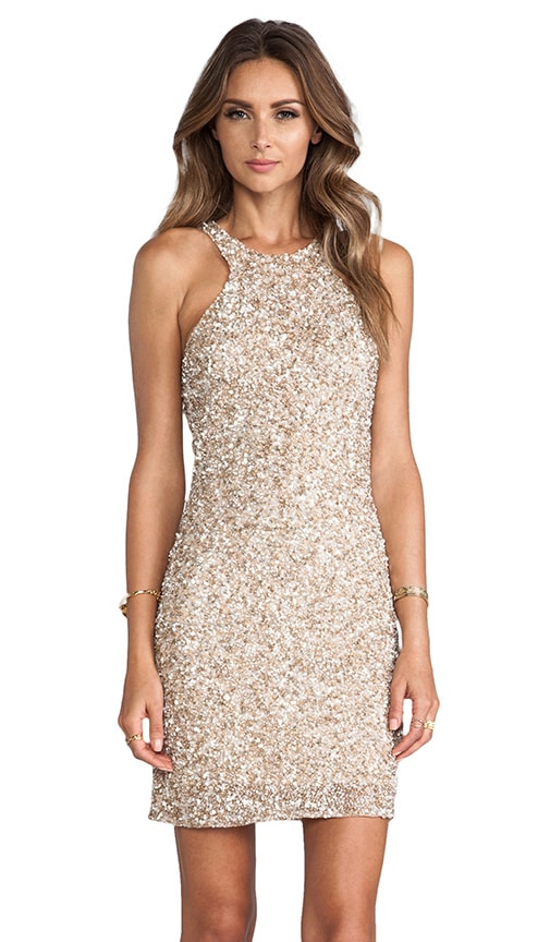Mariah Sequin Dress