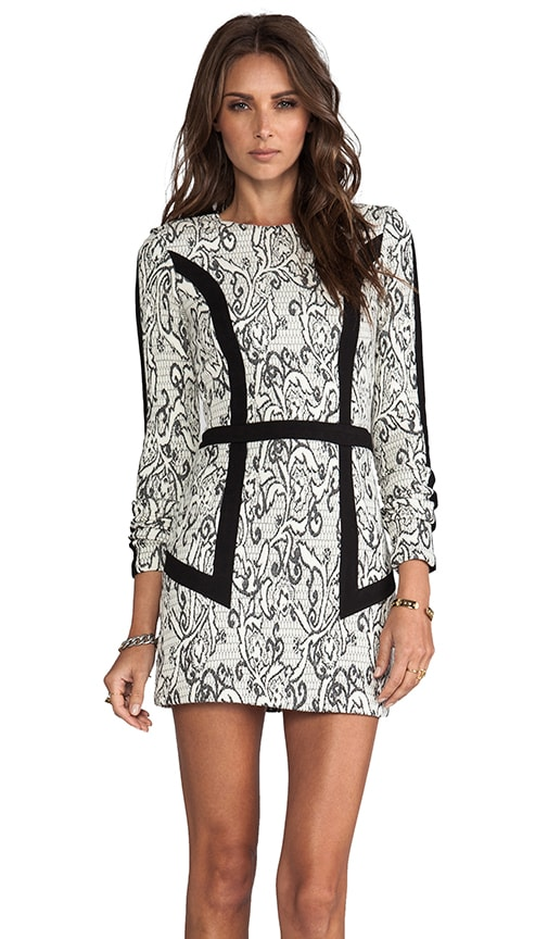 Blanche Paneled Dress
