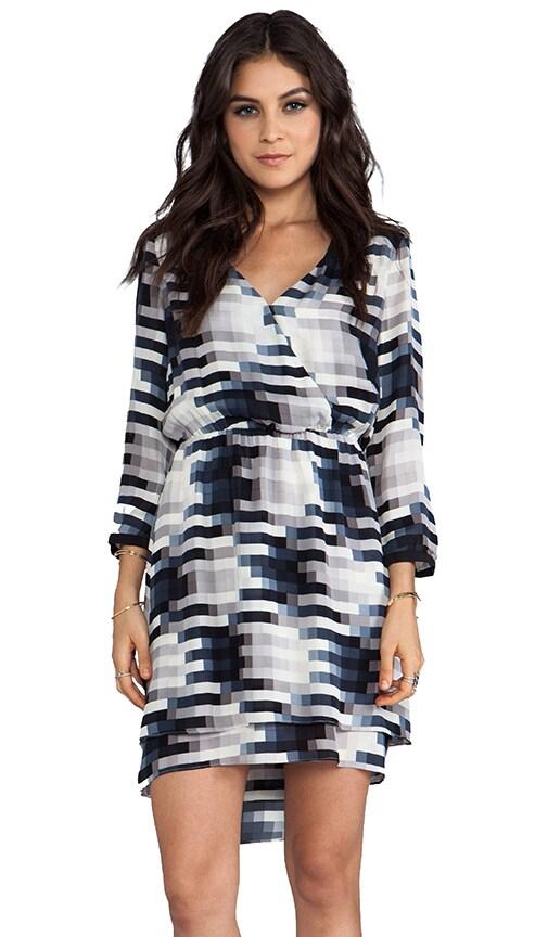 Quinn Printed Dress