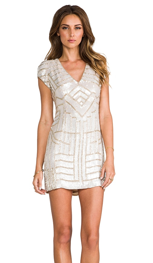 Sequin Serena Dress