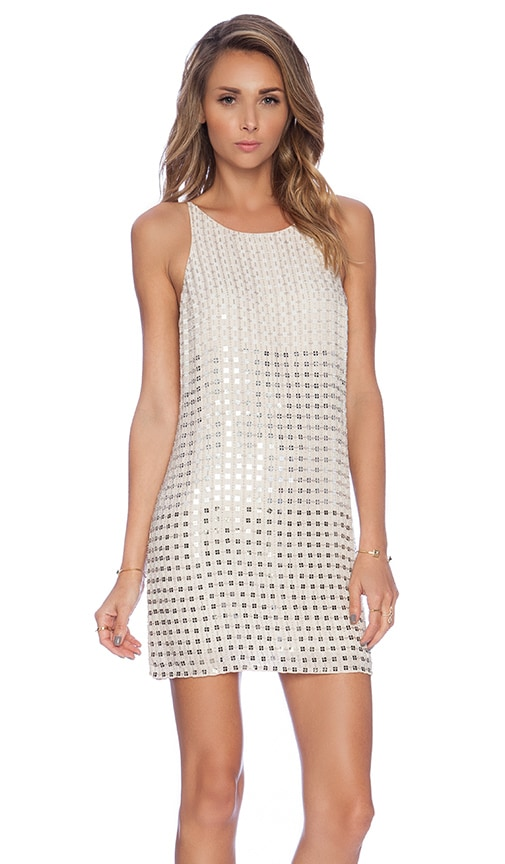 Monaco Embellished Dress