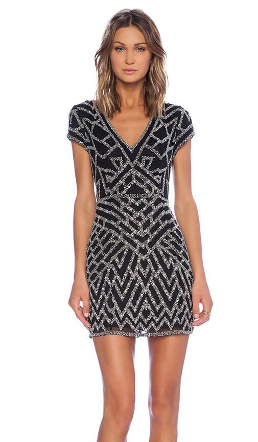Serena Sequin Dress Parker
