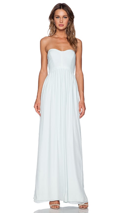 Parker Bayou Maxi Dress in Blue