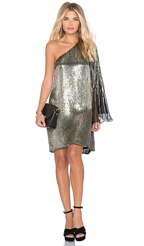 Parker SU2C x REVOLVE Bridget Dress in Gold