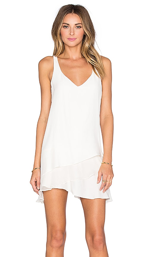 Parker Eve Dress in White