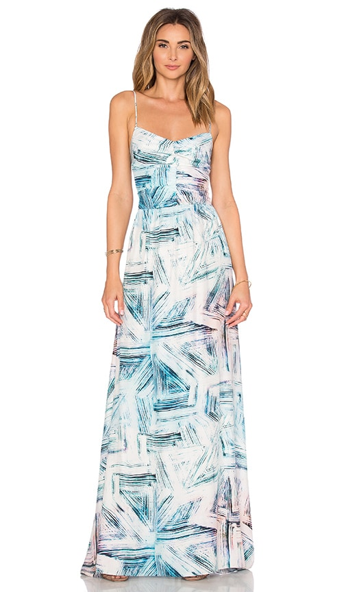 Parker Tampa Maxi Dress in Aden