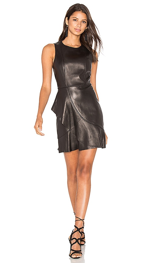 Parker Abby Dress in Black