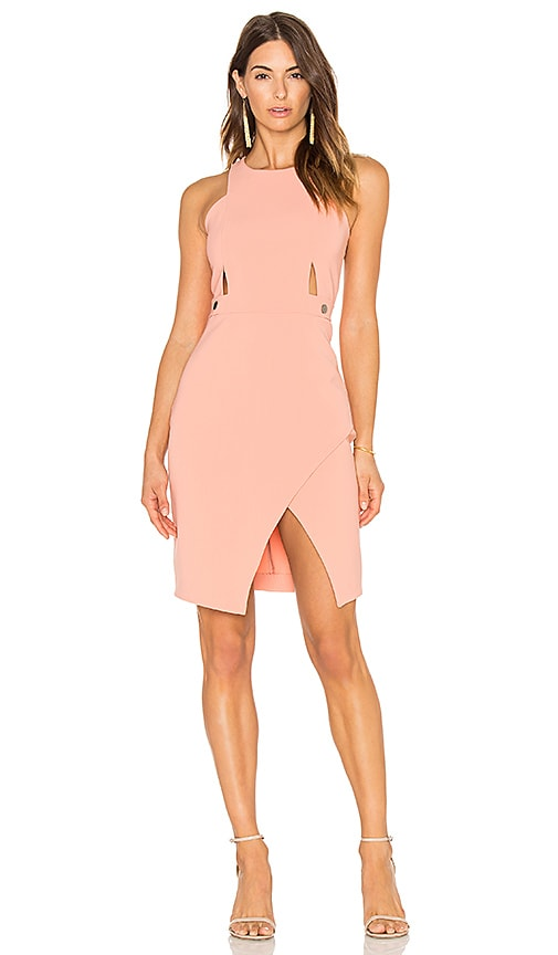 Parker Gigi Dress in Pink