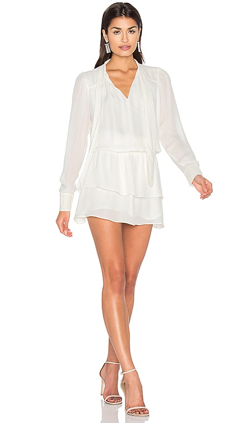 Parker Marybeth Dress in Ivory