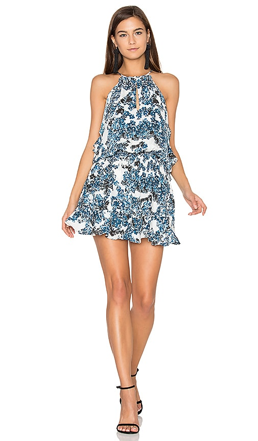 Parker Williame Dress in Blue