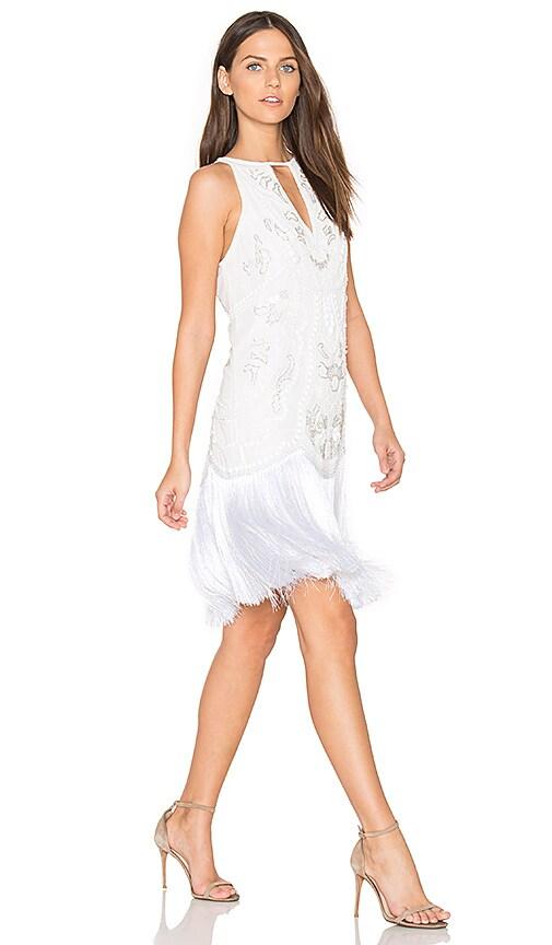 Parker Grande Dress in Ivory