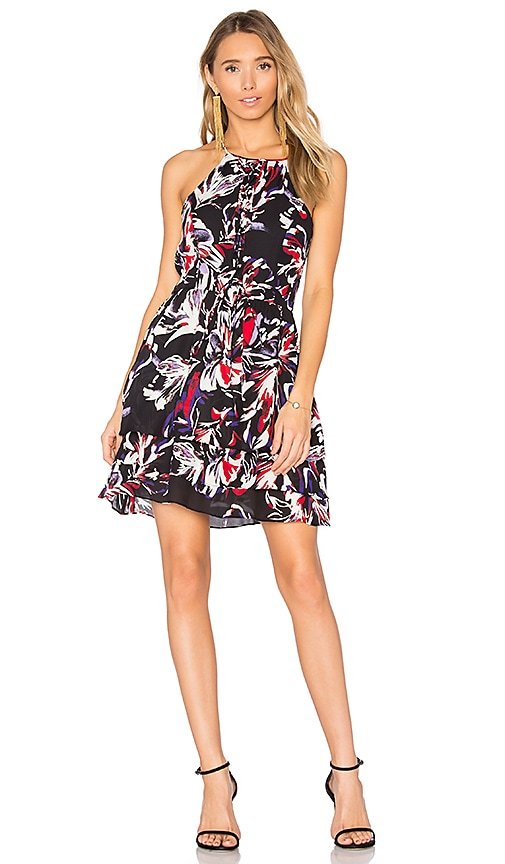 Parker Dax Dress in Black
