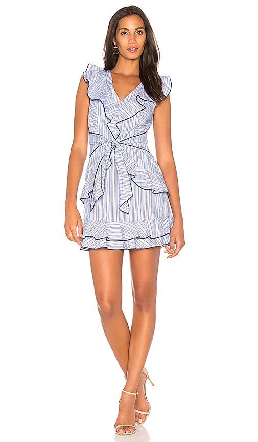 Parker Adalynn Dress in Blue