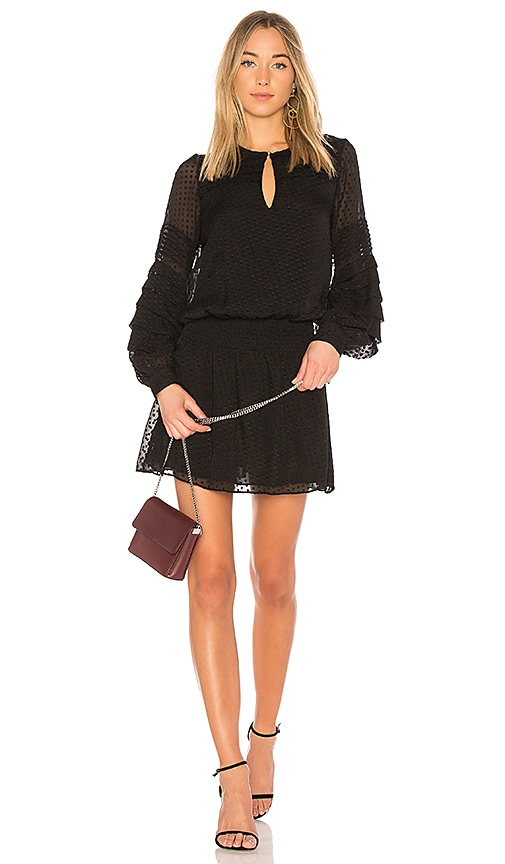 Parker Ella Dress in Black