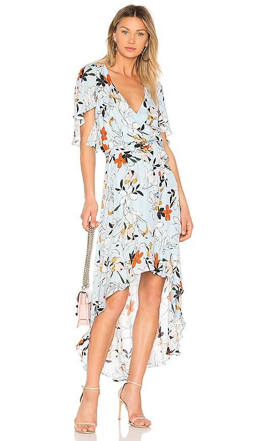 Cheap Parker Demi Dress in Clear Moondance for cheap