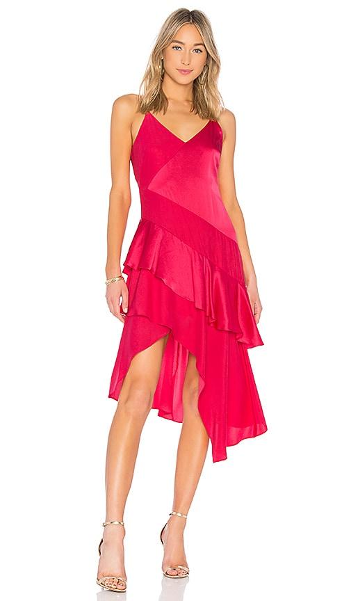 Parker Selma Dress in Fuchsia