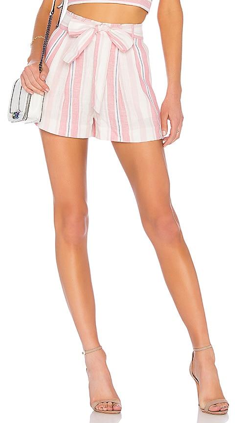 Parker Sage Short in Pink