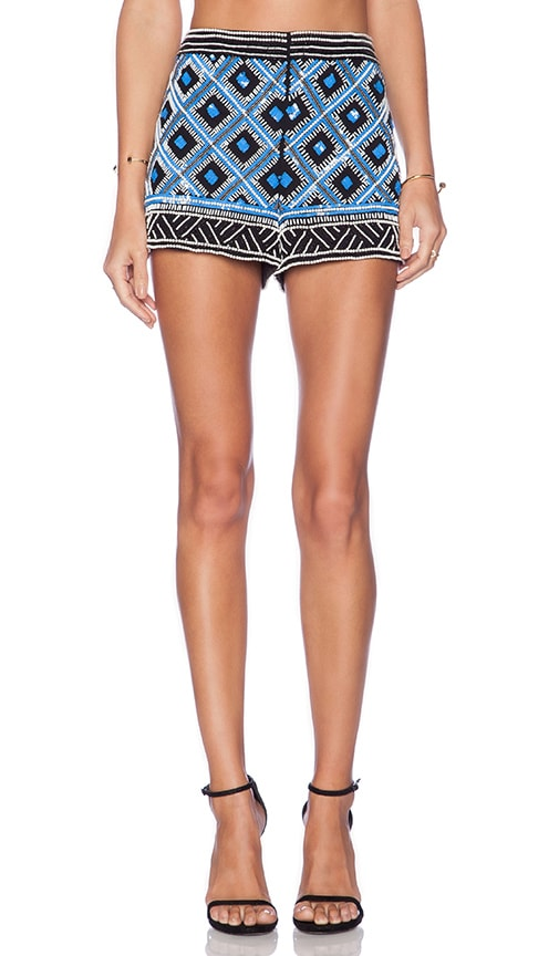 January Embellished Short