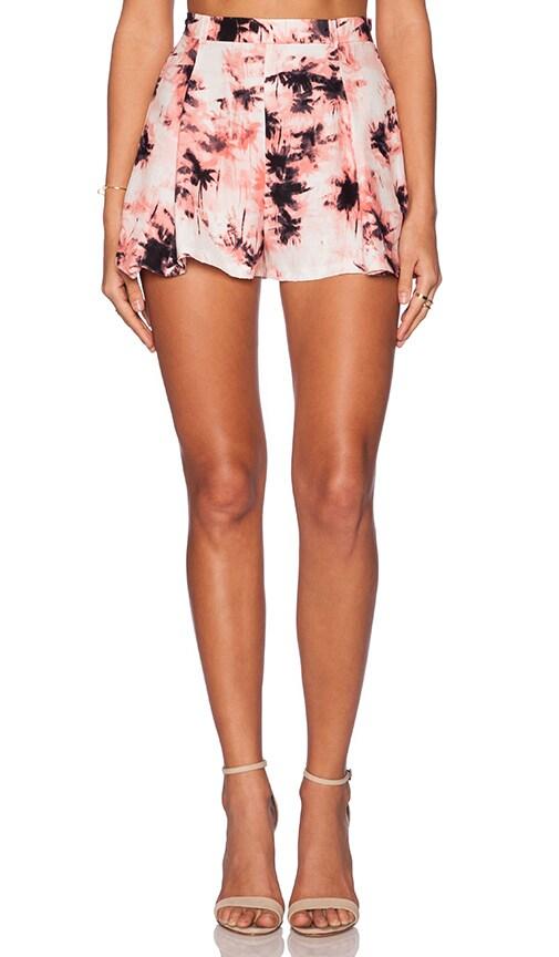 Parker Howl Shorts in Cameo Pompano