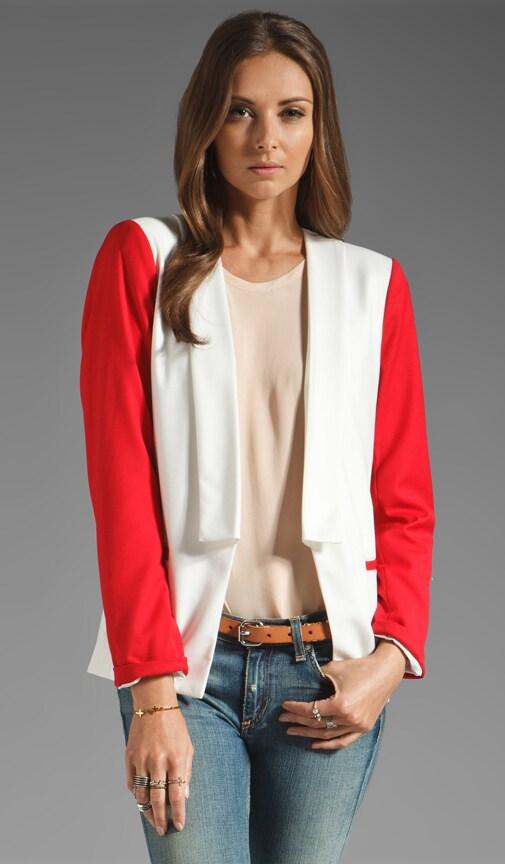 Gabardine Tux Jacket