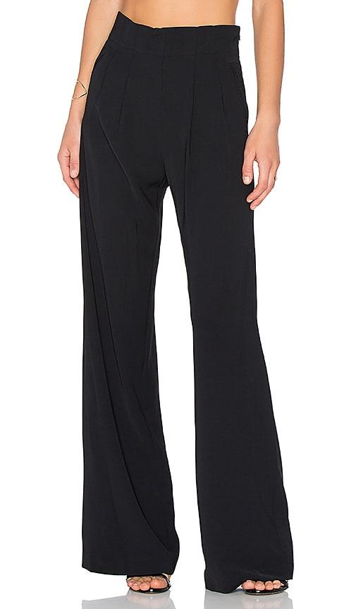 Parker Eldora Pant in Black