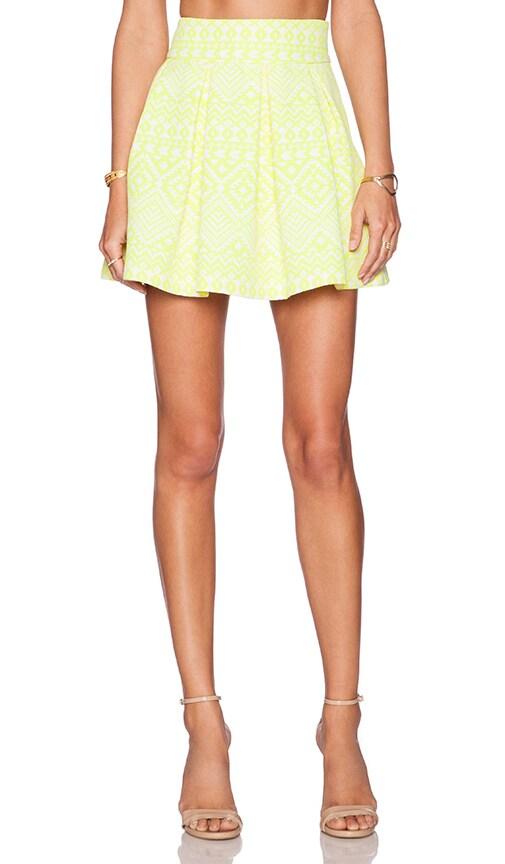 Parker Ember Skirt in Daffodil