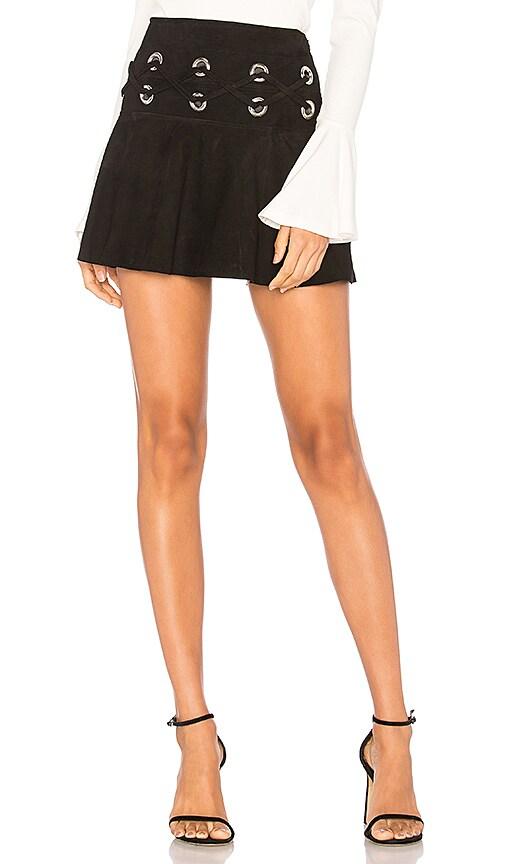 Parker Milos Skirt in Black