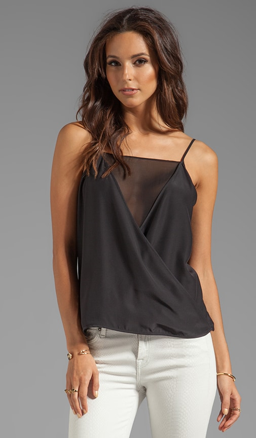 Martinique Sheer Top