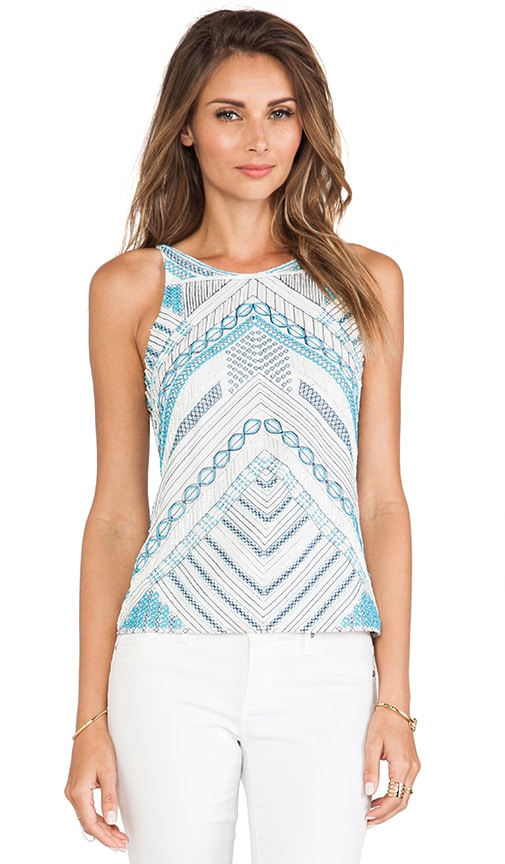 Marcy Sequin Tank