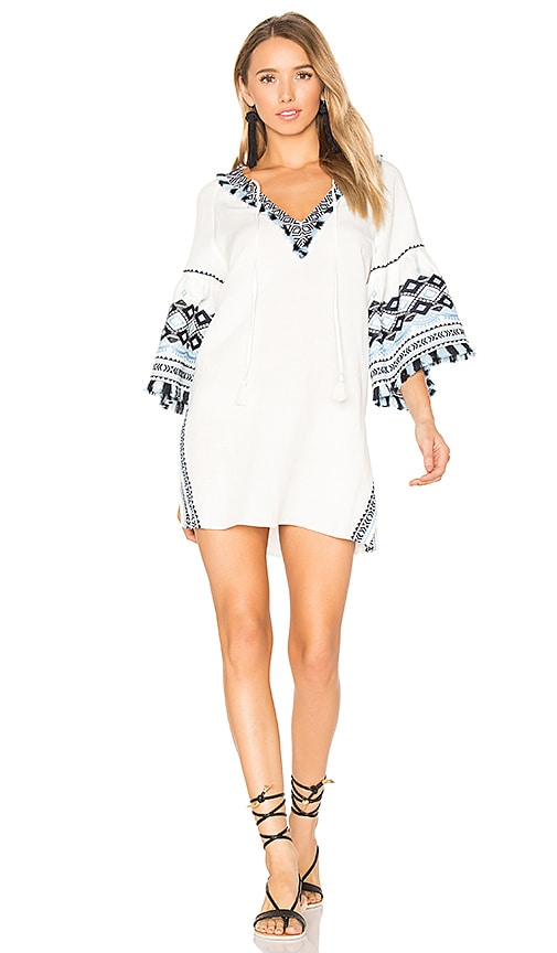 Parker Majorca Cover Up in White