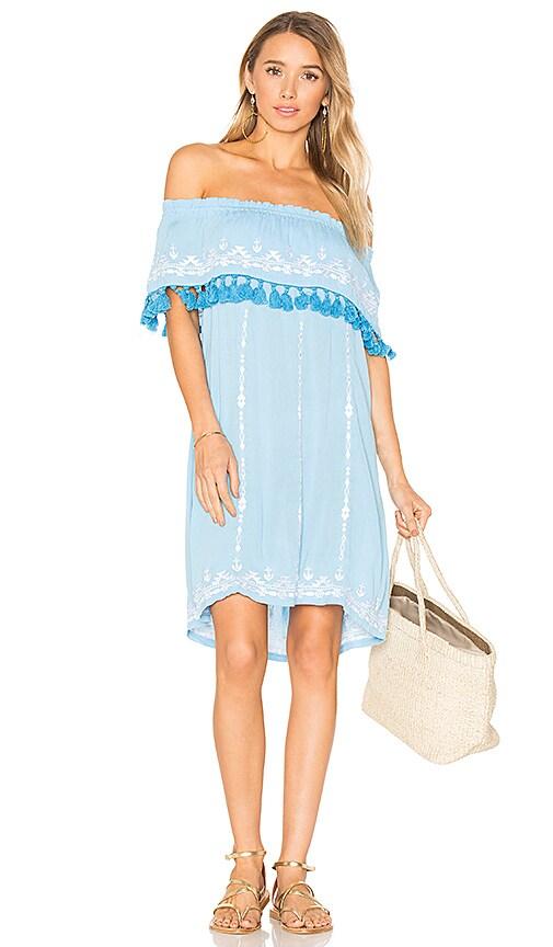 Parker Jeanette Dress in Blue