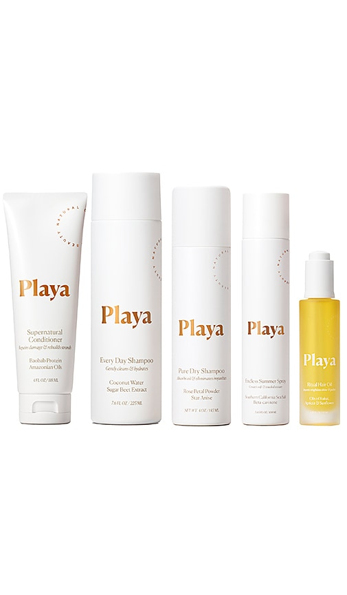 PLAYA HAIR ESSENTIALS SET
