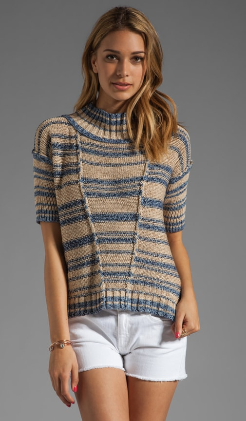 Chunky Sweater Cocoon Sweater