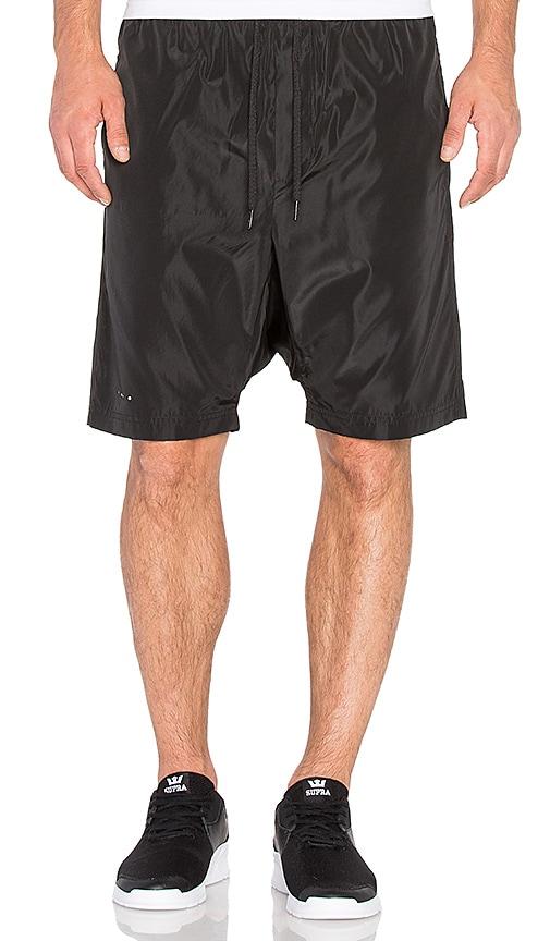 Publish Mono Aries Shorts in Black