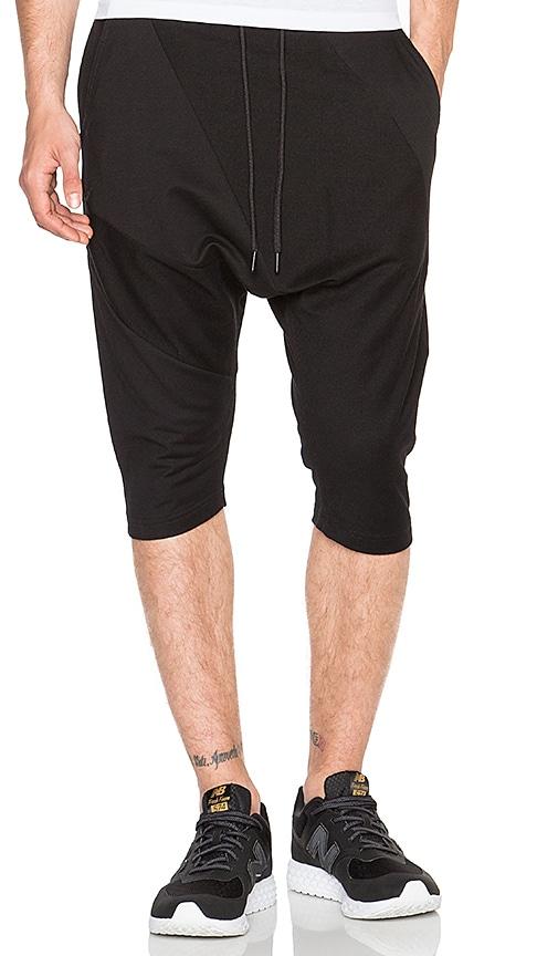 Publish Serge Shorts in Black