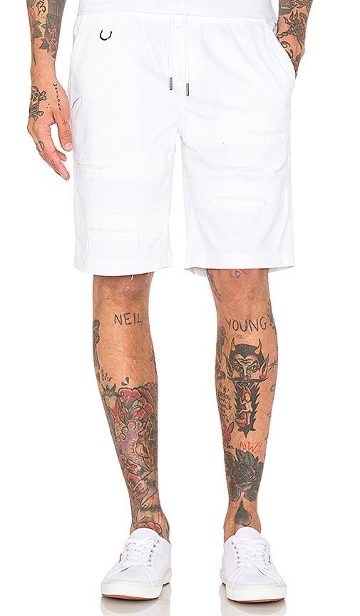 Publish Inigo Shorts in White
