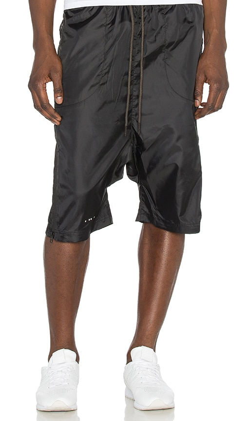 Publish Mono Crino Shorts in Black