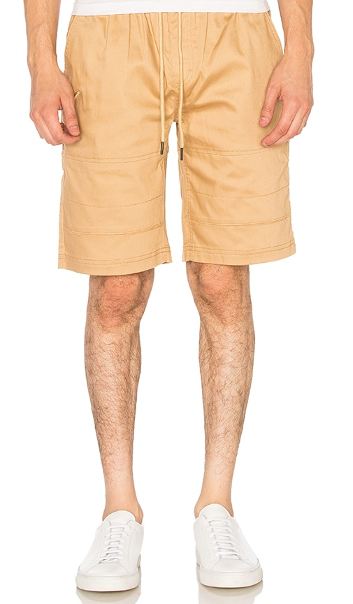 Publish Bain Shorts in Tan