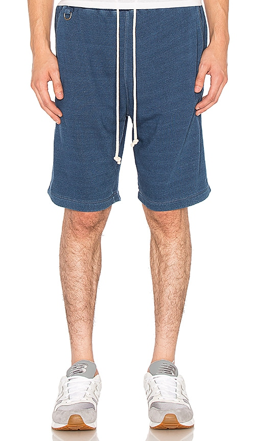 Publish Zhan Shorts in Blue